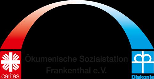 Ökumenische Sozialstation Franlenthal e.V. Logo